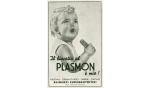 A Plasmon advertisement from 1953.