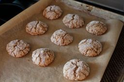 Brown Sugar Macaroons